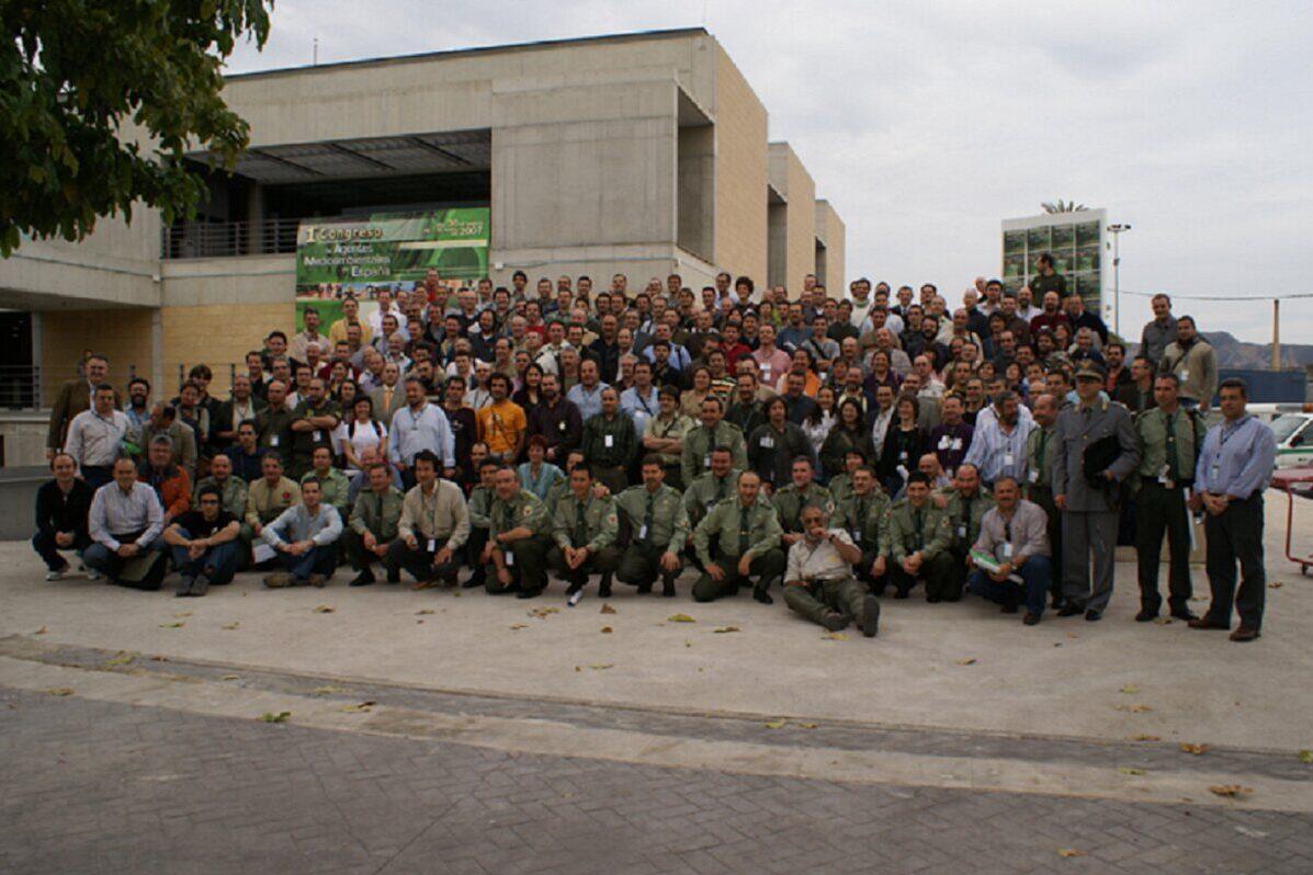 I CONGRESO ESTATAL DE AFM (Murcia 2007)