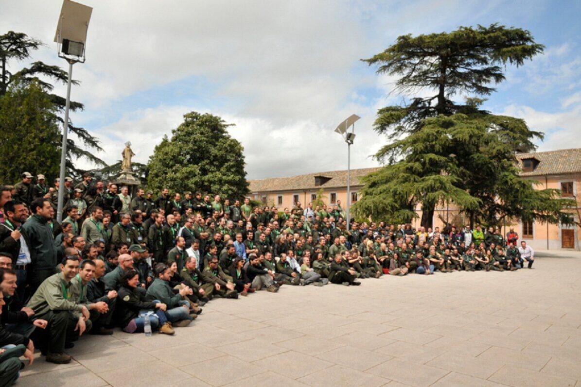 II CONGRESO ESTATAL DE AFM (Toledo 2013)