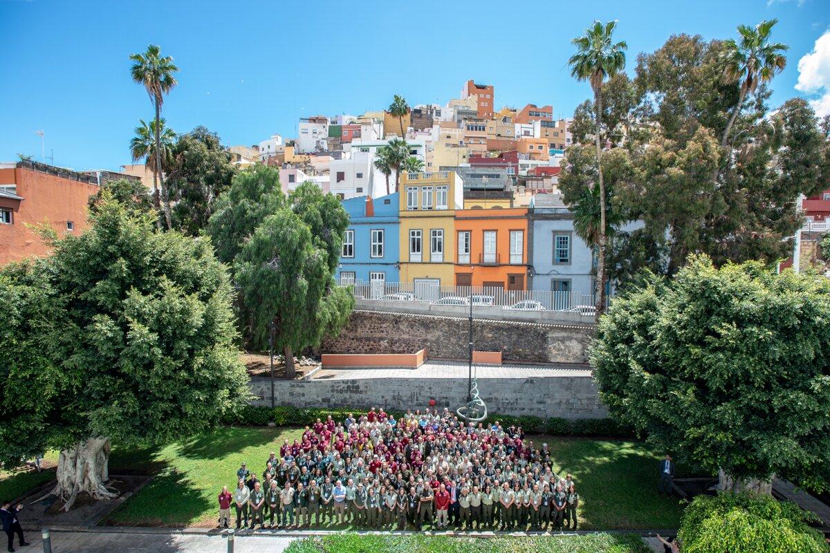 V CONGRESO ESTATAL DE AFM (Gran Canaria 2019)