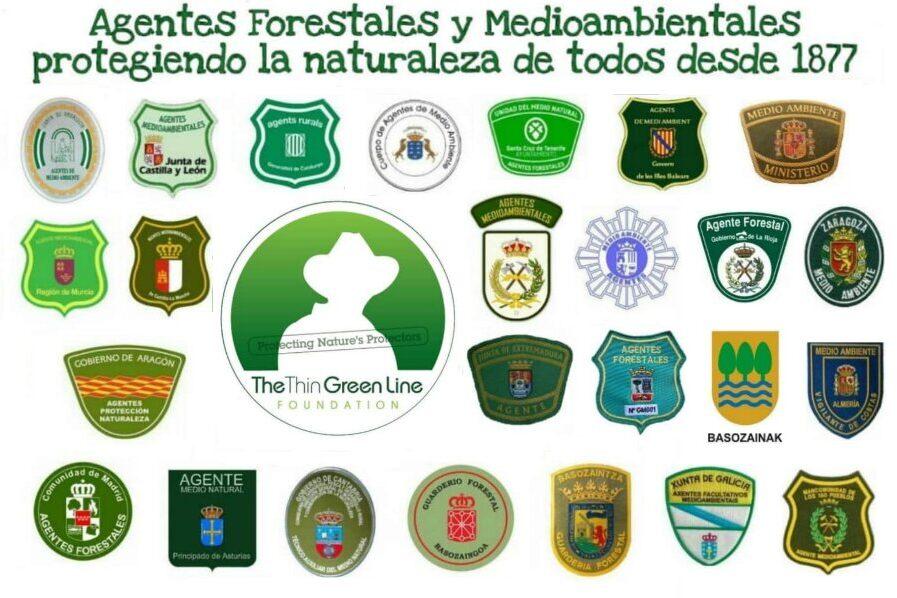 Agentes forestales y medioambientales